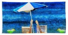 Jimmy Buffett Paradise Beach Sheet