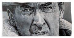 Jimmy Stewart Beach Towel