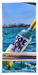 Joe Blow Saves The Day By Diana Sainz Beach Sheet