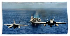 John C. Stennis Carrier Strike Group Beach Sheet