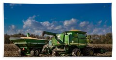 John Deere Combine 9770 Beach Sheet