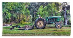 John Deere - Work Day Beach Towel