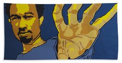 John Legend Beach Towel