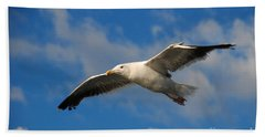 Jonathan Livingston Beach Towel