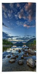 Jordan Pond Beach Sheet