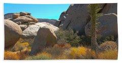 Joshua Tree National Park Beach Sheet