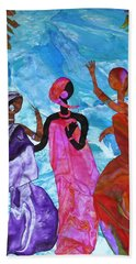 Joyful Celebration Beach Towel