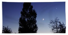 Julian Night Sky 2013 A Beach Towel