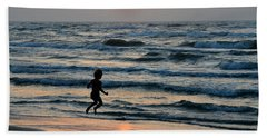 Jumping For Joy Beach Towel