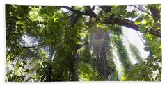 Jungle Canopy Beach Towel