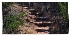 Juniper Ridge Steps Beach Sheet