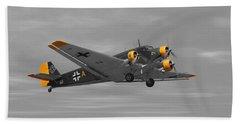 Junkers Ju 52 Beach Towel