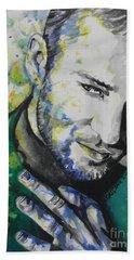 Justin Timberlake...01 Beach Sheet