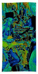 Jwinter #5 Enhanced Colors 1 Beach Towel