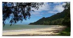 Ka'a'a'wa Beach Park Beach Sheet