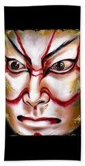 Kabuki One Beach Towel