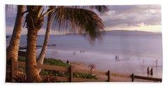 Kai Makani Hoohinuhinu O Kamaole - Kihei Maui Hawaii Beach Sheet