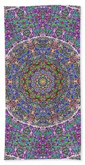 Beach Towel featuring the photograph Kaleidoscope by Robyn King
