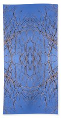Kaleidoscope - Trees 2-1 Beach Towel