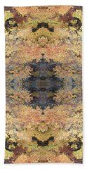 Kaleidoscope - Trees 3-1 Beach Towel