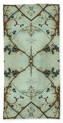 Kaleidoscope - Vines 1-1 Beach Towel