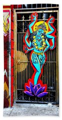 Kali In Color Beach Towel