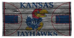 Kansas Jayhawks Beach Sheet
