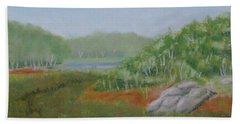 Kantola Swamp Beach Towel
