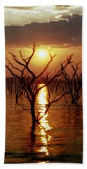 Kariba Sunset Beach Towel