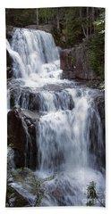 Katahdin Stream Falls Baxter State Park Maine Beach Sheet