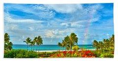 Kauai Bliss Beach Towel