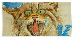 Kentucky Wildcats Beach Sheet