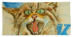Kentucky Wildcats Beach Towel