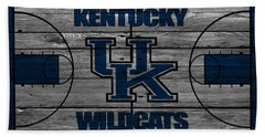 Kentucky Wildcats Beach Sheet