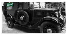 Kilbeggan Distillery's Old Car Beach Sheet