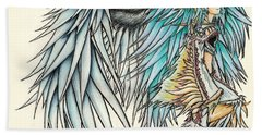 King Crai'riain Beach Towel