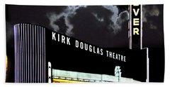 Kirk Douglas Theatre Beach Sheet