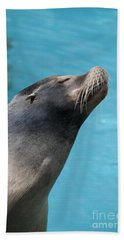 Kiss Me Beach Towel