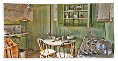 Kitchen In Bodie By Diana Sainz Beach Towel