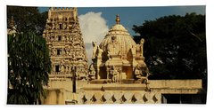 Kote Venkataramana Temple Beach Towel