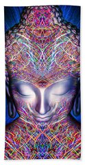 Kundalini Awakening  Beach Towel by Jalai Lama