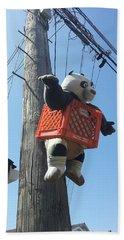 Kung Fu Panda Beach Sheet
