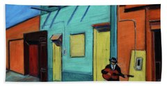 La Boca Morning II Beach Towel