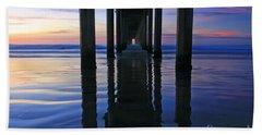 La Jolla Dream Light Beach Towel