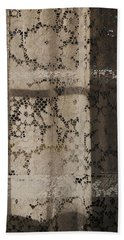 Lace Curtain 2 Beach Sheet