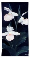 Lady Slipper Beach Sheet