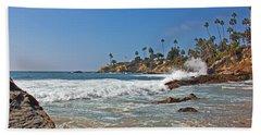 Laguna Beach Beach Towel