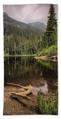 Lake Elizabeth Beach Towel