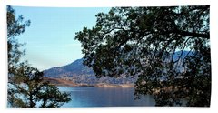 Beach Sheet featuring the photograph Lake Isabella by Matt Harang