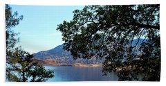 Lake Isabella Beach Sheet by Matt Harang